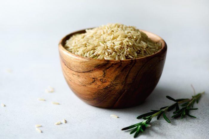 Ako uvariť chutnú a zdravú hnedú ryžu