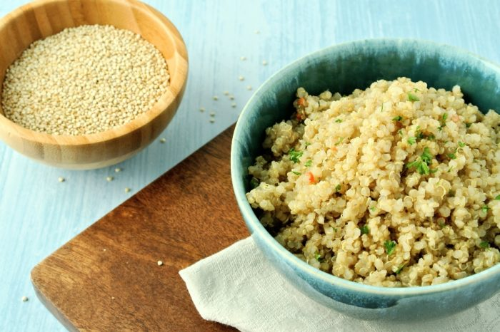 Chutnejší spôsob ako uvariť quinou