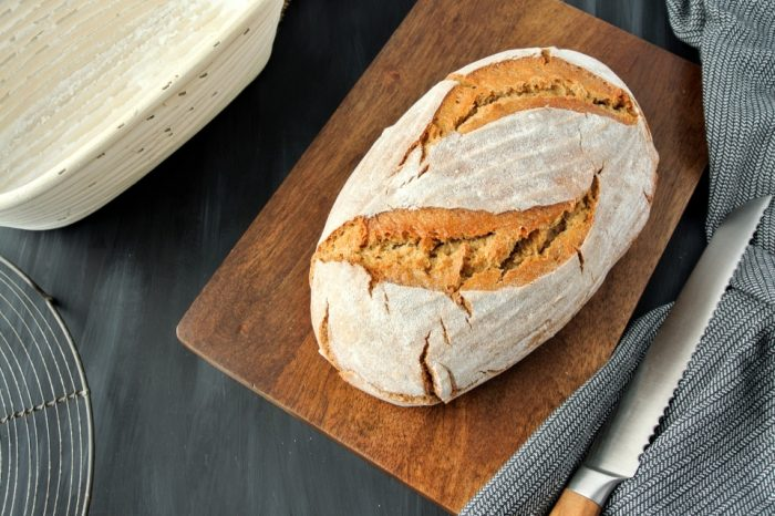 kvaskovy trojtrnny chlieb