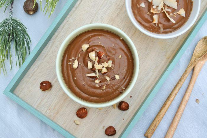 paleo cokoladovy krem s tekvicou