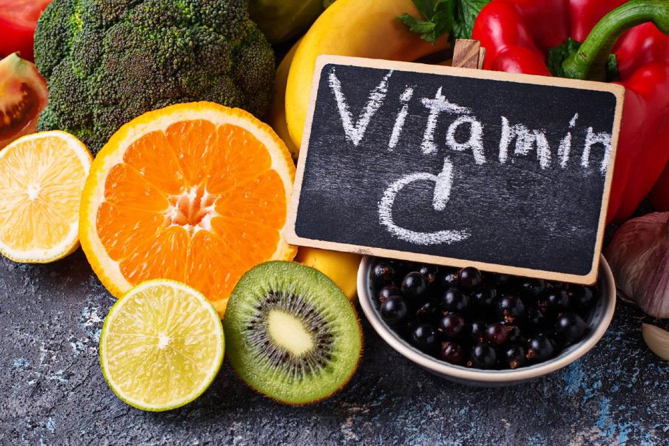 najlepšie zdroje vitamínu c z ovocia a zeleniny