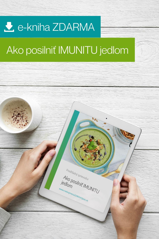 ako posilniť imunitu jedlom