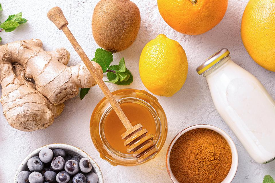 vitaminy pre posilnenie imunity