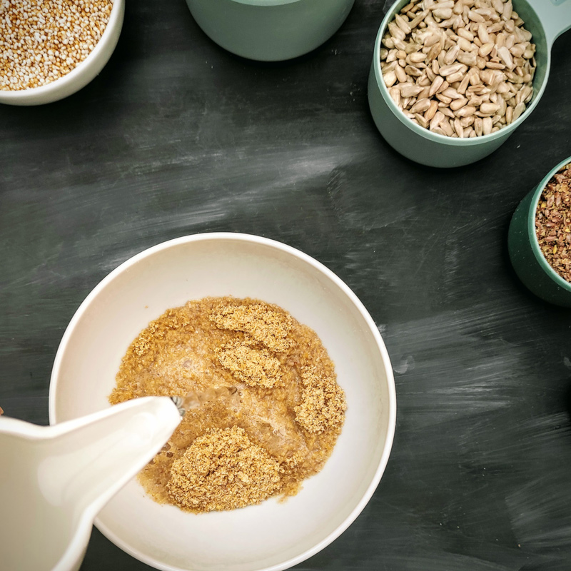 semienkové krekry bezlepkové ľanové mandľové bez múky